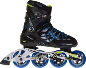 5059a4e56bb Lowest price guarantee Fila inline skates Shadow 90 LX men black