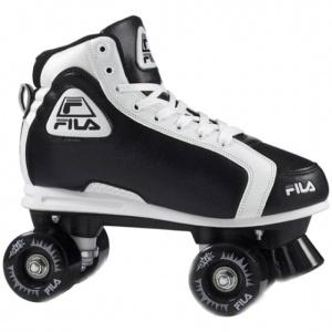 f07a60b6629 Fila women's roller skates Grant Quadblack/white