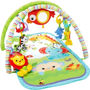 Fisher-Price 3-in-1 muzikale babygym