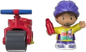 Fisher-Price Little People - Two Figure Pack - Jongen & Fiets