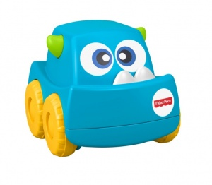 Fisher-Price Mini Monster Trucks blauw