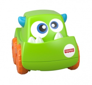 Fisher-Price Mini Monster Trucks groen