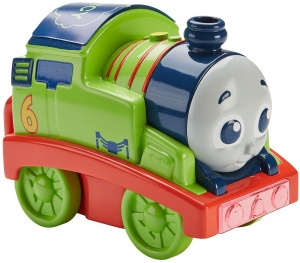 Fisher-Price My First Thomas & Friends trein Percy 8 cm lichtgroen