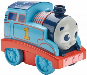 Fisher-Price My First Thomas & Friends trein Thomas 8 cm blauw