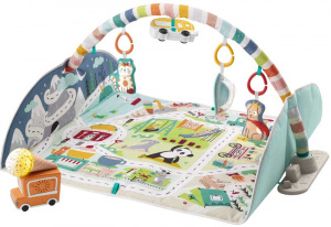 Fisher-Price play Activity Centermat junior polyester 9-piece
