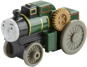 Fisher-Price Thomas & Friends Adventures locomotief Trevor 6 cm