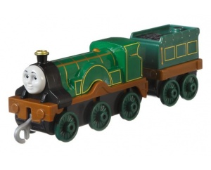 Fisher-Price Thomas & Friends - Emily 8 cm groen