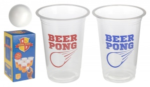 Free and Easy Beerpong drinkspel 14-delig