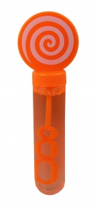 Free and Easy bubble bladder orange 14 cm