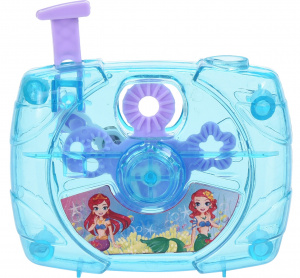Free and Easy bubble blowing machine mermaid blue 2-piece