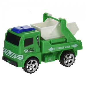 Free and Easy containerwagen 12 cm groen