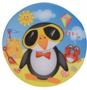 Free and Easy frisbee foam pinguin 18 cm