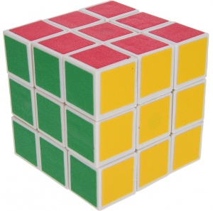 Free and Easy magic cube 5,3 cm