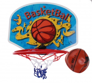 Free and Easy mini-basketbalset 2-delig