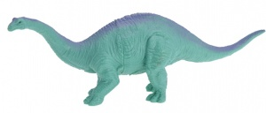 Free and Easy opgravingsset dinosaurus 4-delig blauw