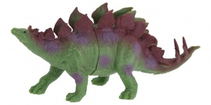 Free and Easy opgravingsset dinosaurus 4-delig groen