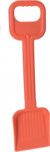 Free and Easy strandschep 55 cm oranje