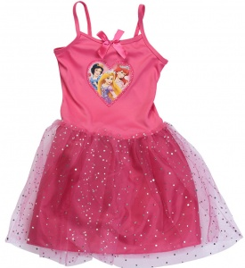 Free and Easy tutu-jurk Disney Princess roze