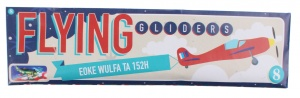Free and Easy plane Flying Gliders 18 cm Eocke Wulfa TA 152H
