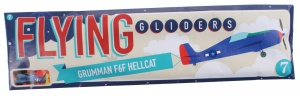 Free and Easy plane Flying Gliders 18 cm Grumman F6F Hellcat