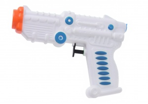 Free and Easy waterpistool 16 cm blauw