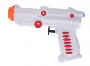 Free and Easy waterpistool 16 cm rood