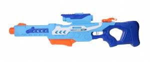 Free and Easy waterpistool 77 cm blauw