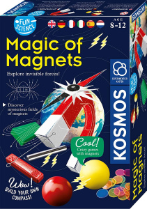 Kosmos experimenteerset Magic of Magnets staal 23-delig