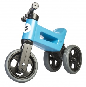 Funny Wheels Rider Sport Cool loopfiets Junior Blauw