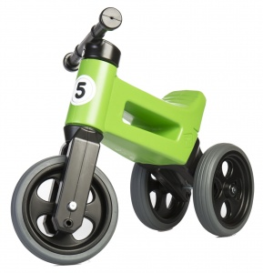 Funny Wheels Rider Sport Cool loopfiets Junior Groen
