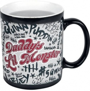 GB Eye heat mug Suicide Squad: Daddy's Lil Monster multicolor 300 ml