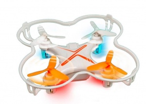 Gear2play Discovery mini drone 7,6 cm white