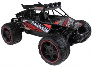 Gearbox RC monstertruck 1:10 2,4 GHZ zwart