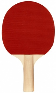 Get & Go Table Tennis Recreational Red / Black