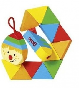 Goki Pocket Puzzel Clown