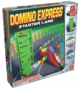 Goliath Domino Express Starter Lane 60 stenen