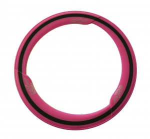 Goliath frisbee Phlat Wingblade pink 29 cm