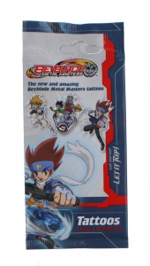 Goliath pasty box BeyBlade 9-piece