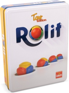 Goliath reisspel Rolit Tour Edition