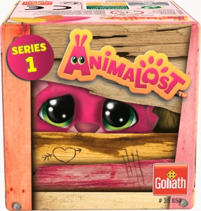 Goliath verrassingsdier Animalost Series 1