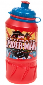 Kamparo bidon Spider-Man 420 ml rood