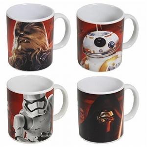 41d8372137a Kamparo mugs Star Wars 4 pieces 400 ml