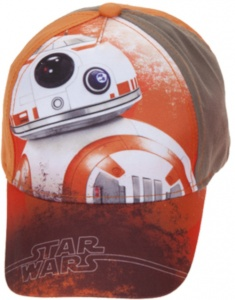 Kamparo cap Star Wars junior orange size 54