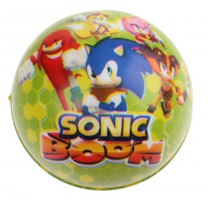 Kamparo hüpfball Sonic Boom Junior 6 cm grün