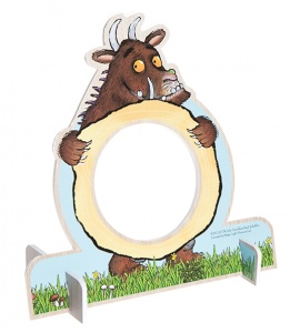 Kamparo zakkengooispel The Gruffalo junior 4-delig