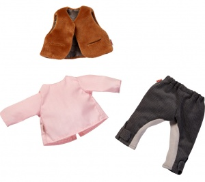 Haba clothes set Equestrian dream 32 cm