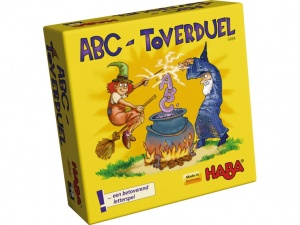 Haba travel game ABC tournament game (NL)