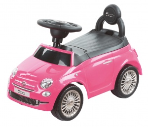 Happy Baby carriage Fiat 500pink