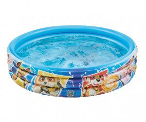 Happy People piscine gonflable Paw Patrol100 x 23 cm bleu