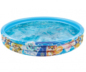 Happy People piscine gonflable Paw Patrol150 x 25 cm bleu